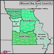 Scouting in Missouri - Wikipedia