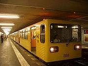 Mk Berlin U-Bahn TypG
