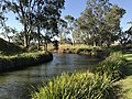 Moat in Fort Lytton, Brisbane, Australia 02.jpg
