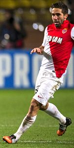 Maglia Home AS Monaco Julien SERRANO