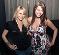 Monique Alexander and Meggan Mallone @ Vivid 25th Anniversary Bash at the Cecil 01-2.jpg