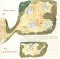 Mons Sanctus I Sanstratos - Cristoforo Buondelmonti - 1420.jpg