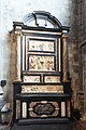 Mons St Waltrude Church Mary of Hungary altar piece 02.JPG