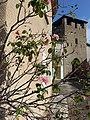 Montvendre,Drôme, France. Porte fortifiée du 19° siècle.jpg
