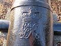 Monument à Latimer, Granby 2012 - Détail canon2.JPG