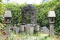 Monument of the Rail accident at Ajikawaguchi Station OSAKA JPN.jpg