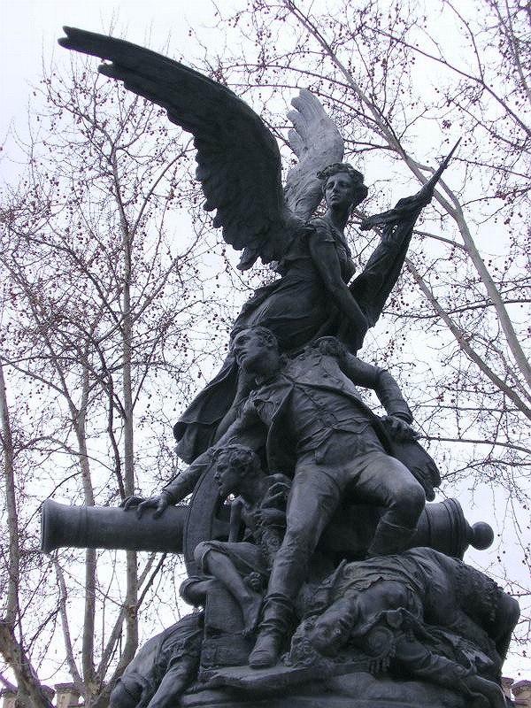 Monumento 2 mayo Madrid (Marinas) 03