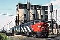 More CN Power at Spadina Yard and a Garbage Can -- 6 Photos (34793328086).jpg