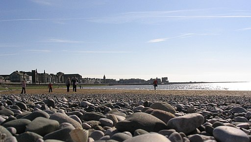 Morecambe-beach