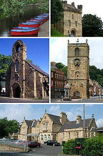 Morpeth, Northumberland town in Northumberland, England