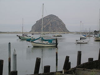 Morro Bay State Marine Recreational Management Area and Morro Bay State Marine Reserve