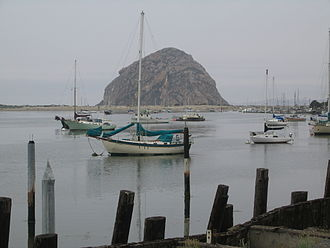 Morro Bay State Marine Recreational Management Area and Morro Bay State Marine Reserve - Morro Bay