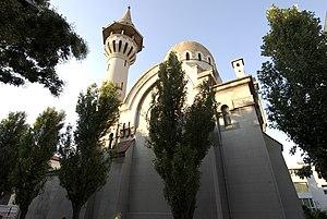 Carol I Mosque - Image: Moscheea Carol I