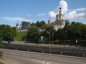 Andronikov Monastery - Andronikov Monastery in 2009