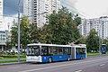 Moscow trolleybus 3674 2019-08 ulitsa Svobody .jpg