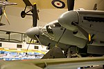 Mosquito TJ138 at RAF Museum London Flickr 2224385347.jpg