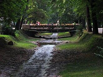 Vrnjačka Banja - The Bridge of Love (Most ljubavi)