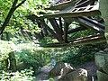 Most kolejowy na Gwdzie w ruinie do dzisiejszego dnia - panoramio.jpg