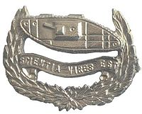 Mother tank badge