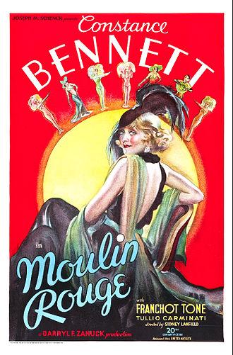 Moulin Rouge (1934 film) - Film poster