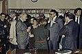 Mr CURIEN Ministre de la Recherche au collège Pierre Brossolette de Chatenay Malabry-34-cliche Jean Weber.jpg