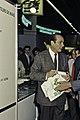 Mr JACQUES CHIRAC au SIA 1990-77-cliche Jean Weber (34550455915).jpg