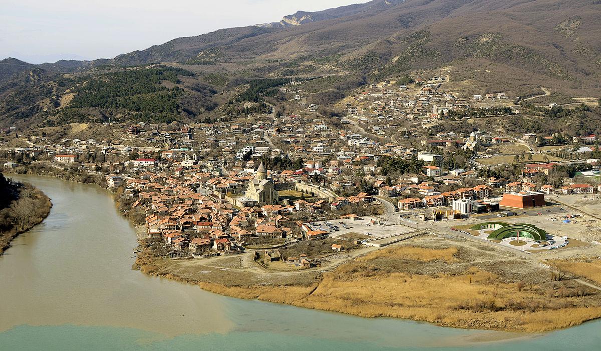 Mtskheta - Wikipedia