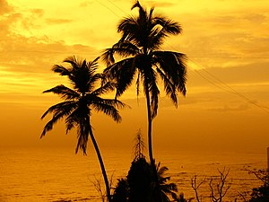 Bandra - Sunset at Bandra Bandstand