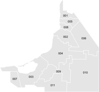 Municipalities of Campeche - Municipalities of Campeche