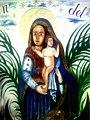 Mural popular que representa a la Virgen del Amparo.jpg
