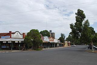 Murrayville, Victoria Town in Victoria, Australia