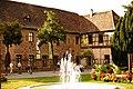Musée Unterlinden depuis la place - Colmar.jpg