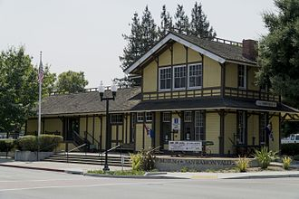 Danville, California - Museum Of The San Ramon Valley