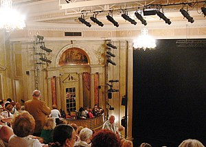 Music Box Theatre - Interior of the Music Box Theatre