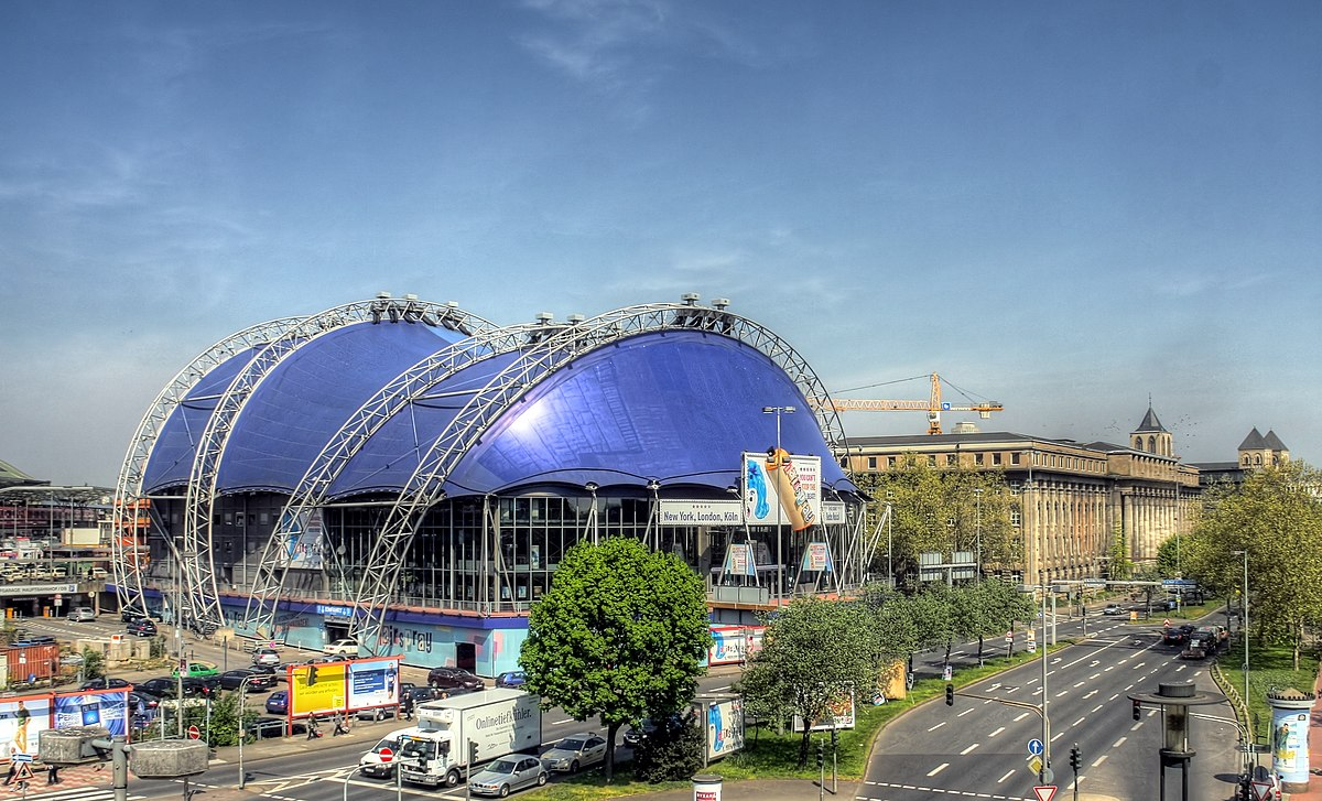 Musical Dome Cologne