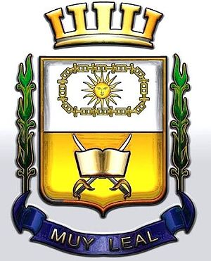 University of Santo Tomas Golden Corps of Cadets - Image: Muy leal