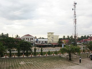 Pakxan District & municipality in Bolikhamsai Province, Laos