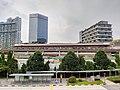 NS1 EW24 Jurong East MRT exterior 20210622 183627.jpg