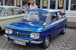 NSU Prinz 1000 TT
