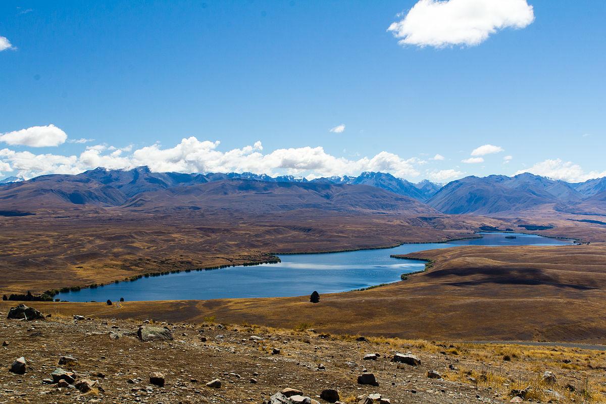 Lake Alexandrina (New Zealand) - Wikipedia