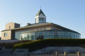 Nagakute Central Library ac exterior (1).jpg