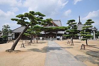 Sanuki, Kagawa - Image: Nagaoji 04