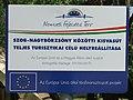 Nagybörzsönyi Erdei Vasút NFT-tábla.jpg