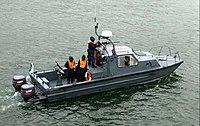 Namacurra harbour patrol boat.jpg