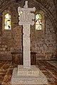 Narbonne-Abbaye de Fontfroide-Croix de Moussan A-20140608.jpg