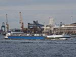 Nassaukade (ship, 2009), ENI 02331740, Port of Antwerp.JPG