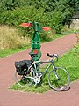 National Cycle Network sign - geograph.org.uk - 1745548.jpg