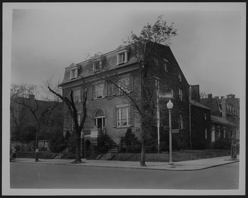 National Woman's Party Headquarters- Alva Belmont House159047v