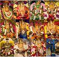 Navarathri at Parashakthi Temple.jpg
