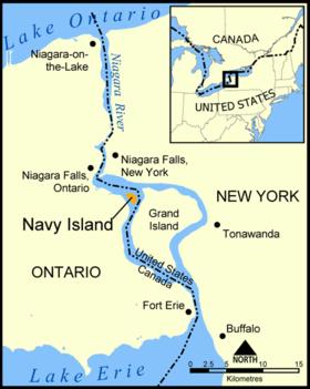 Image illustrative de l'article Île Navy